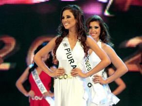 Elba Fahsbender destaca en pruebas de Miss Mundo 2013