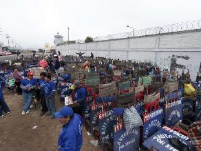 Relima rechaza sobrevaloración en servicio al mercado de Santa Anita