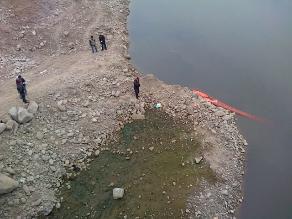 Hallan cadáver de recién nacido en el río Rímac