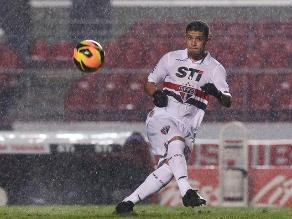 Sao Paulo venció a Ponte Preta que no alineó a Luis Ramírez y Advíncula