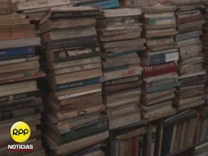 Piura: Donan 4 mil euros en apoyo del Archivo Regional