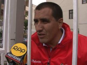 Richard Palomino: José Luis Tommasini tiró la llanta donde debía pasar
