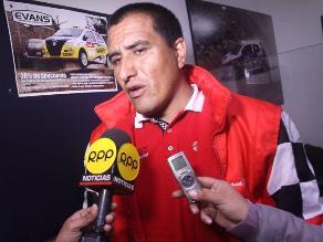 Denuncian actitudes antideportivas de Richard Palomino en Caminos del Inca