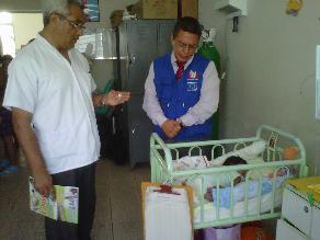 Ayacucho: Dos gemelas prematuras son abandonadas en hospital