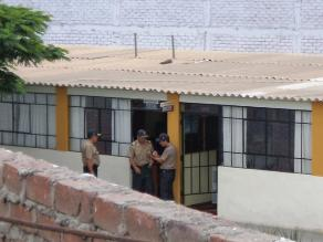 Trujillo: Mujer intentó pasar celular en partes íntimas