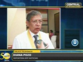 Alcalde de Carabayllo: Juegos peligrosos son de gestión anterior