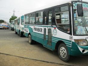 Trujillo: Transportistas confían en financiamiento brasileño para buses