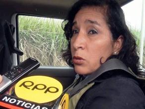 Presidente de Corte llamó a jueza en plena diligencia de Pucalá