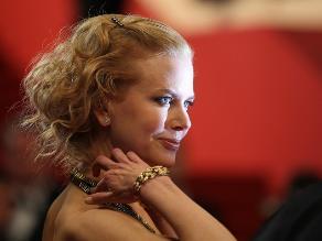 Nicole Kidman fue arrollada por fotógrafo