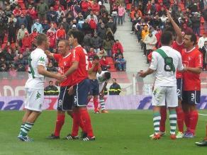 Independiente empató 1-1 con Banfield y sigue sin ganar de local