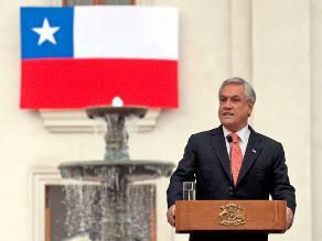 Piñera: En América Latina es más fácil ser candidato de centro izquierda