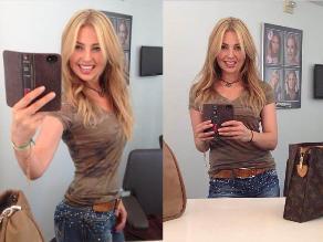 Thalía publica fotografía donde luce envidiada figura