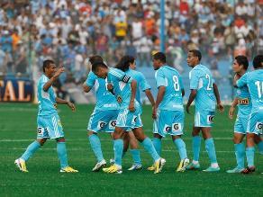 Sporting Cristal vence a Pacífico y se pone a tres puntos de Garcilaso