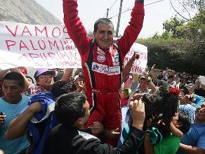 Richard Palomino se consagra con el título en Caminos del Inca 2013