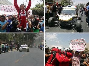 Vea lo mejor del último día del Rally Caminos del Inca 2013