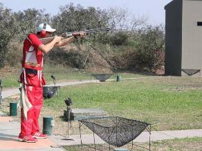 Nicolás Pacheco lidera categoría junior en el Mundial de Escopeta