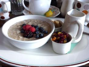 El desayuno del diabético requiere una adecuada combinación de alimentos