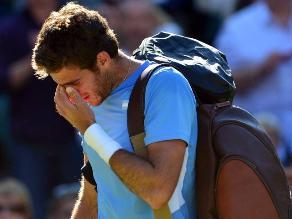 Del Potro es cuestionado por la eliminación de Argentina en la Copa Davis