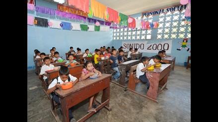 Áncash: Qali Warma beneficiará por primera vez a 15 mil escolares