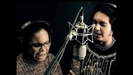 Eva Ayllón incursiona en el heavy metal en nuevo videoclip