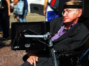 Stephen Hawking reabre debate apoyando eutanasia para enfermos terminales