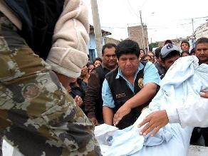Huancayo: Afirman que padre de bebé asesinado tiene problemas mentales