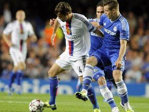 Chelsea cayó de local ante Basilea en regreso de Mourinho a Champions