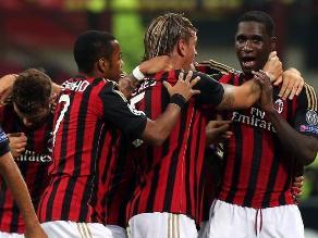 Milan comenzó con buen pie la Champions League al derrotar a Celtic