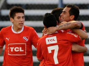 Independiente venció a Villa San Carlos y remonta posiciones en Segunda