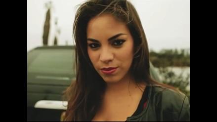 Aída Martínez muestra su lado más sensual en candente video
