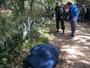 La Libertad: Matan a profesor en el interior de su vivienda de Chao