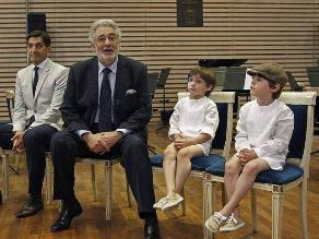 Plácido Domingo participará en el Mundial Brasil 2014