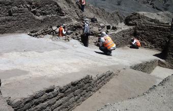 Excavaciones arqueológicas en Pampagrande tienen 30 % de avance