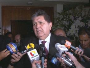 García a favor de unión civil entre homosexuales: ´No tiene nada de malo´