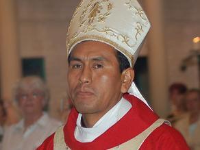 Ayacucho: Convocan a vigilia de oración en desagravio a exobispo Miranda