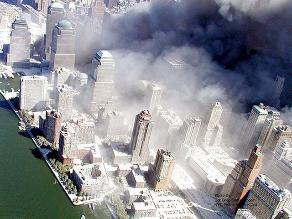 Vea las estremecedoras imágenes nunca antes vistas del 11-S