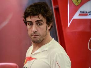 Fernando Alonso: No estamos felices con el rendimiento en Singapur