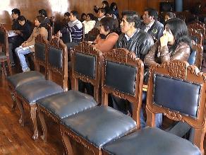 Huancayo: Lamentan desinterés de autoridades por personas con discapacidad