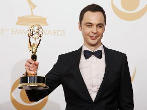Emmy 2013: Jim Parsons se lleva premio por tercer año
