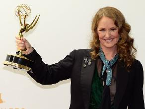 Melissa Leo gana Emmy 2013 a mejor actriz invitada a serie de comedia