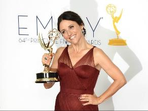 Emmy 2013: Veep vuelve a ganar por Julia Louis-Dreyfus