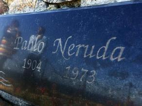 Estamos a días de determinar la causa de muerte de Neruda, aseguran