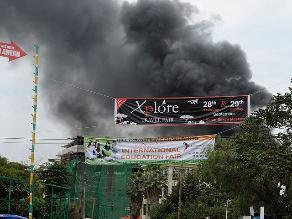 Kenia: Explosiones fuertes sacuden el centro comercial de Nairobi