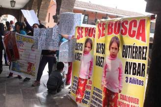 Ayacucho: Niña de 3 años permanece desaparecida hace diez meses