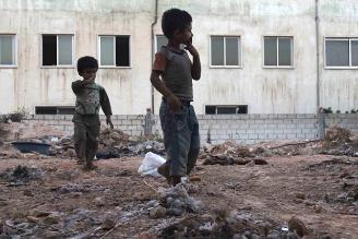 La Unicef insta a proteger a los niños atrapados por el conflicto sirio