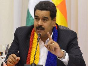 Maduro confirma regreso a Caracas y deja en el aire participación en ONU