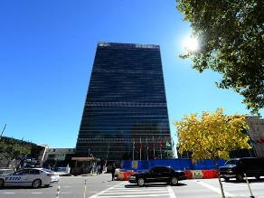 ONU: Más de treinta mandatarios hablarán en Asamblea General