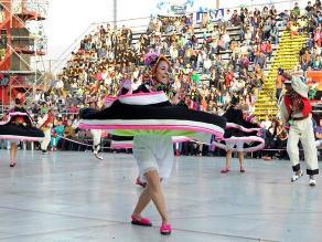 X Festival Internacional de danzas y estampas del folclor