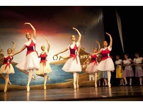 Festival benéfico Danza dando en el ICPNA de Miraflores