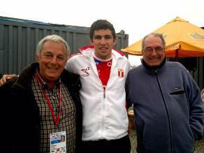 Nicolás Pacheco es campeón mundial de tiro en Fosa Olímpica Junior